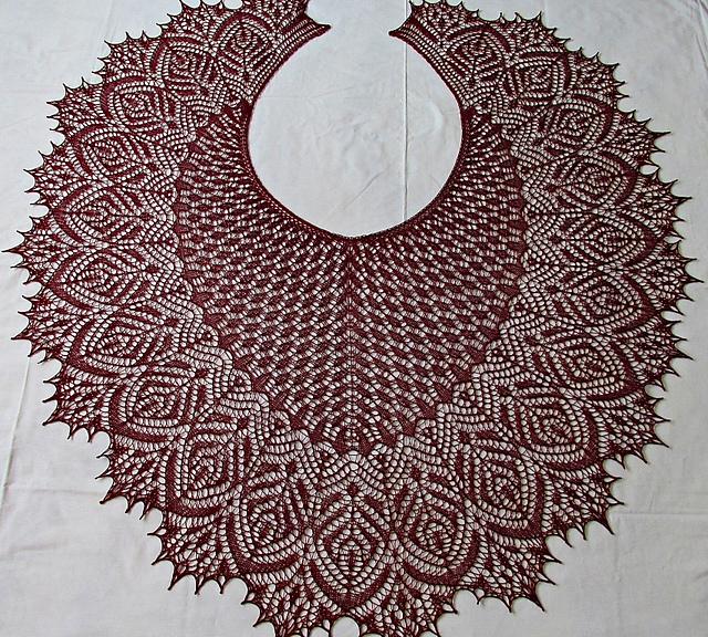 hortense shawl 2