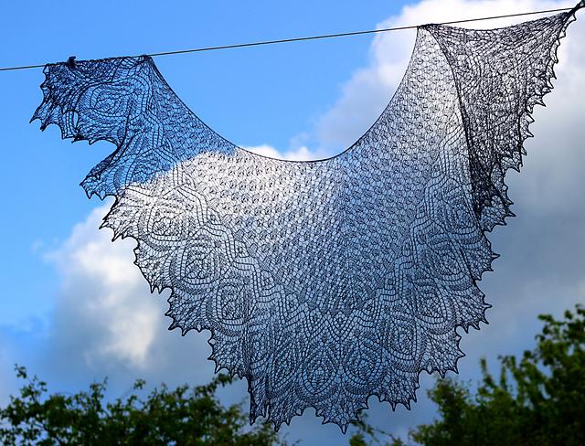 hortense shawl